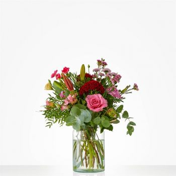 Almere Stad online Florist - Bouquet Nice Surprise Bouquet