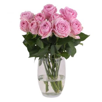 Duisburg flowers  -  Pink Dream Flower Bouquet/Arrangement
