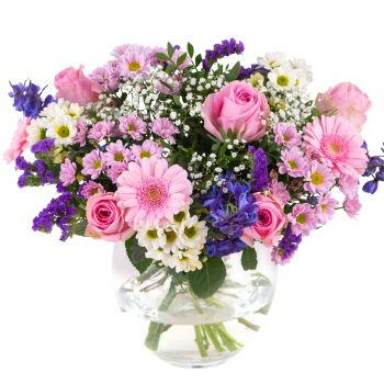 Elmshorn flowers  -  Summer meadow Flower Delivery