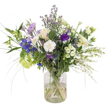 Witten flowers  -  Good mood Flower Delivery