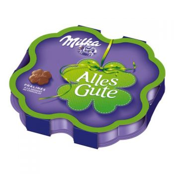 Duisburg flowers  -  Milka Alles Gute-Chocolate  Flower Delivery