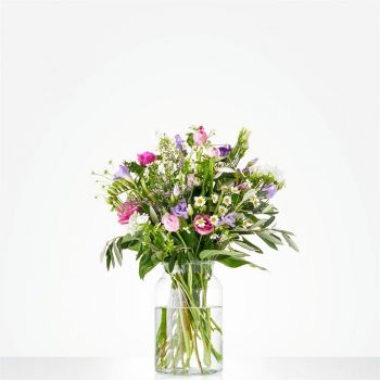 Almere Stad online Florist - Bouquet color in sight Bouquet