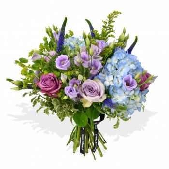 Liverpool flowers  -  Moonlight sonata Flower Bouquet/Arrangement