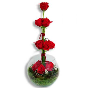Santa Cruz das Flores flowers  -  Heaven Flower Delivery