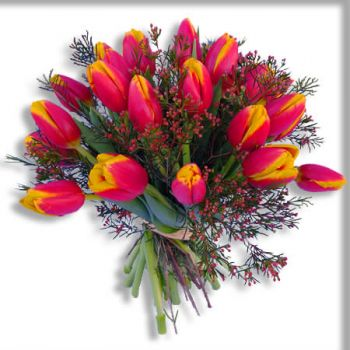 Ribeira Grande flowers  -  Sunshine Flower Delivery