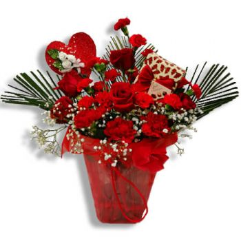 Agüimes online Florist - All in one Bouquet