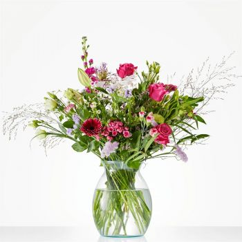 Bierum flowers  -  Bouquet Sweet invasion Flower Delivery