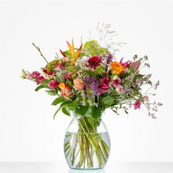 La Haye Fleuriste en ligne - Bouquet Winter Walk Bouquet