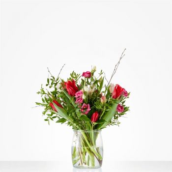 Almere Stad flowers  -  Romantic spring bouquet Flower Delivery