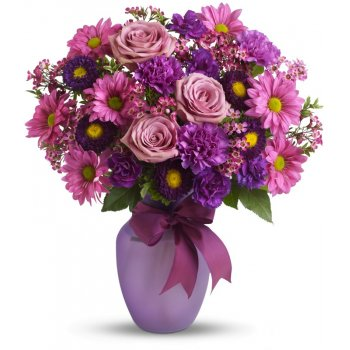Santo Domingo flowers  -  Stunning Flower Bouquet/Arrangement