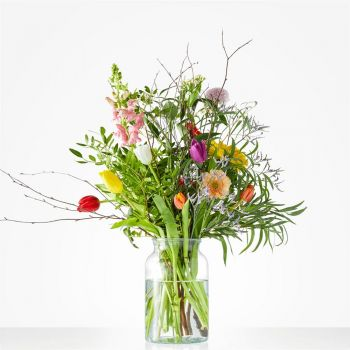 Almere Stad online Florist - Bouquet Spontaneous surprise Bouquet