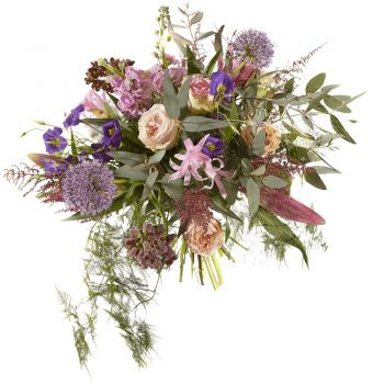 Batenburg flowers  -  Bouquet you are worth gold Flower Delivery