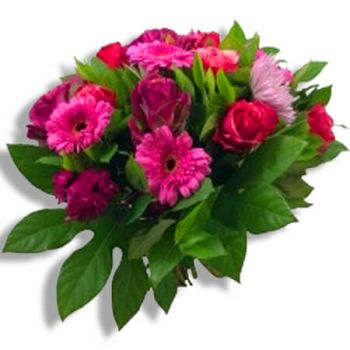 Saint-Nicolas flowers  -  Pinky Flower Delivery