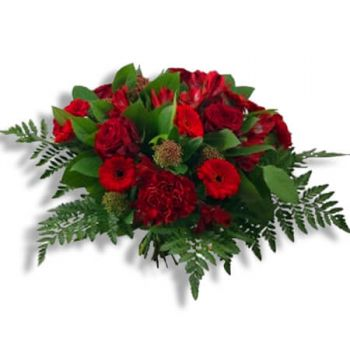 Binche flowers  -  Rood Flower Delivery
