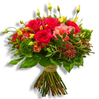 Saint-Nicolas flowers  -  Camille Flower Delivery