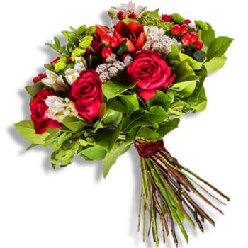 Binche flowers  -  Dora Flower Delivery