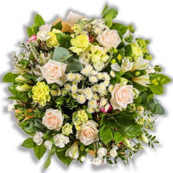 Saint-Nicolas flowers  -  Dory Flower Delivery