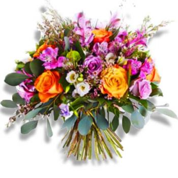 Saint-Nicolas flowers  -  Fairly Flower Delivery
