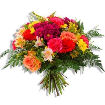 Saint-Nicolas flowers  -  Lucky star Flower Delivery