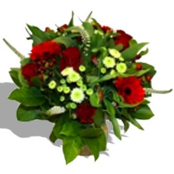 Binche flowers  -  Poire Flower Delivery