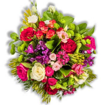 Saint-Nicolas flowers  -  Ray Flower Delivery