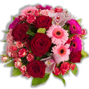 Tubize flowers  -  Sophie Flower Delivery