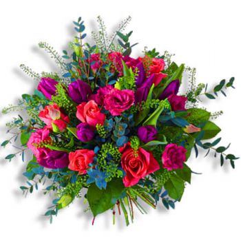 Saint-Nicolas flowers  -  Especially for you Flower Delivery