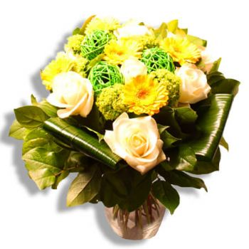 Izegem flowers  -  Spring time Flower Delivery