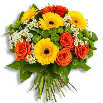 Izegem flowers  -  Summer time Flower Delivery
