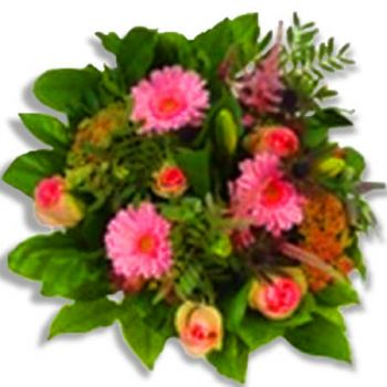 Charleroi flowers  -  Rose Flower Delivery