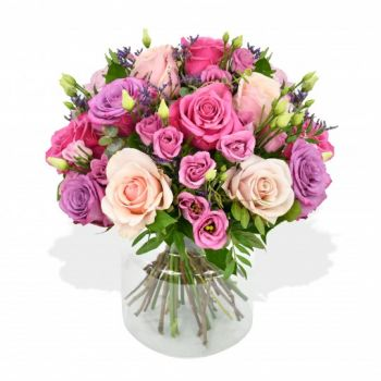 Manchester online Florist - Oh, Perfect Rose Bouquet