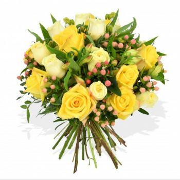 Preston flowers  -  Sunshine Flower Delivery