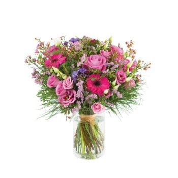Tarbes flowers  -  Pink Surprise Flower Delivery