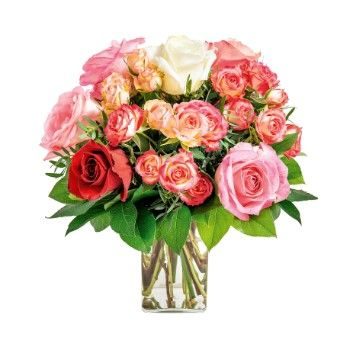 Tarbes flowers  -  Rose bombshell Flower Delivery