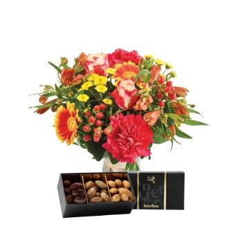 Tarbes flowers  -  Enjoyment of senses Flower Delivery