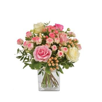 Tarbes flowers  -  Pink Energy Flower Delivery