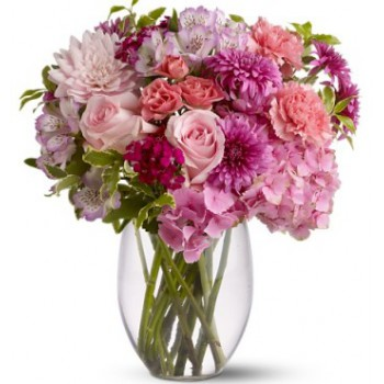 Ajman online Florist - Always and Forever Bouquet