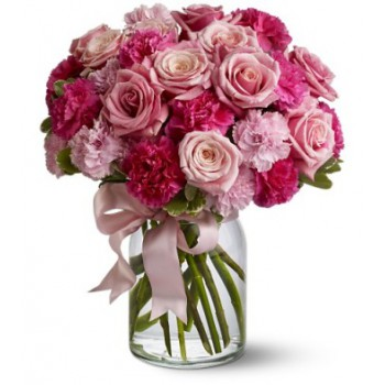 Fauske flowers  -  Loved Flower Delivery