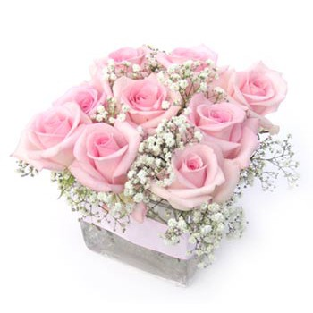 South Korea online Florist - Hugs and Kisses Bouquet