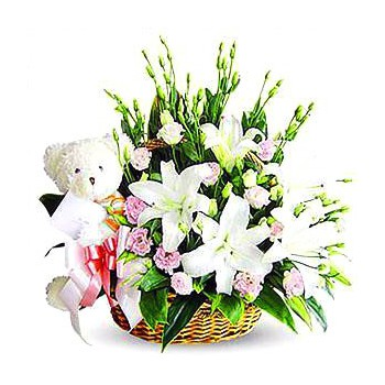 Bahrain flowers  -  Duchess of Love Flower Bouquet/Arrangement