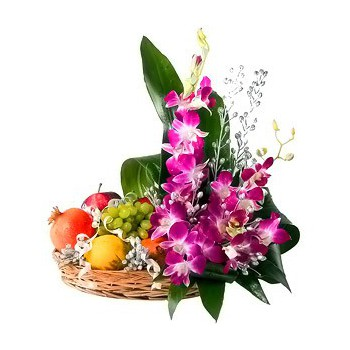 Dubai flowers  -  Tropical Day Flower Delivery