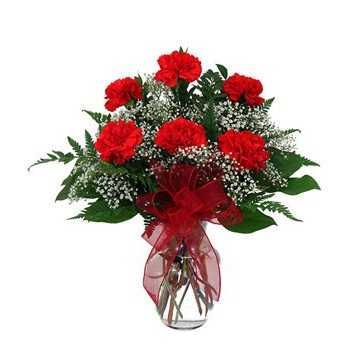 Saint-Ghislain flowers  -  Fresh Flower Delivery