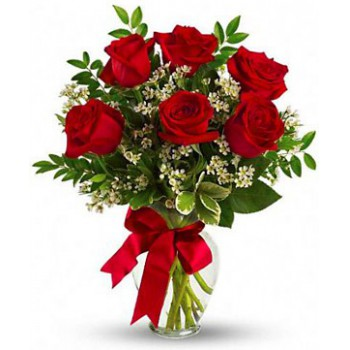 South Korea online Florist - Passion Bouquet