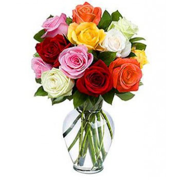 fleuriste fleurs de Madrid- Darling Bouquet/Arrangement floral