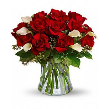 Bahrain online Florist - Circle of Love Bouquet