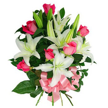 Madrid Online Florist - Lovelight Bukett