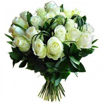 Ghent online Florist - Devotion Bouquet