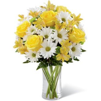 Sandnessjoen flowers  -  Blazing Beauty Flower Delivery