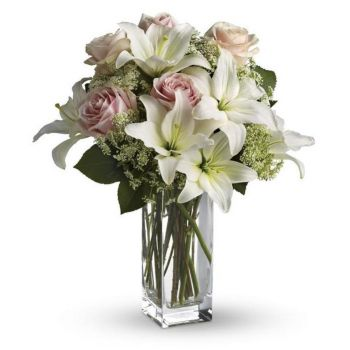 Fleurus flowers  -  Day Light Flower Delivery