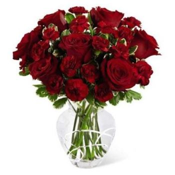 Vinstra flowers  -  Beloved Flower Delivery